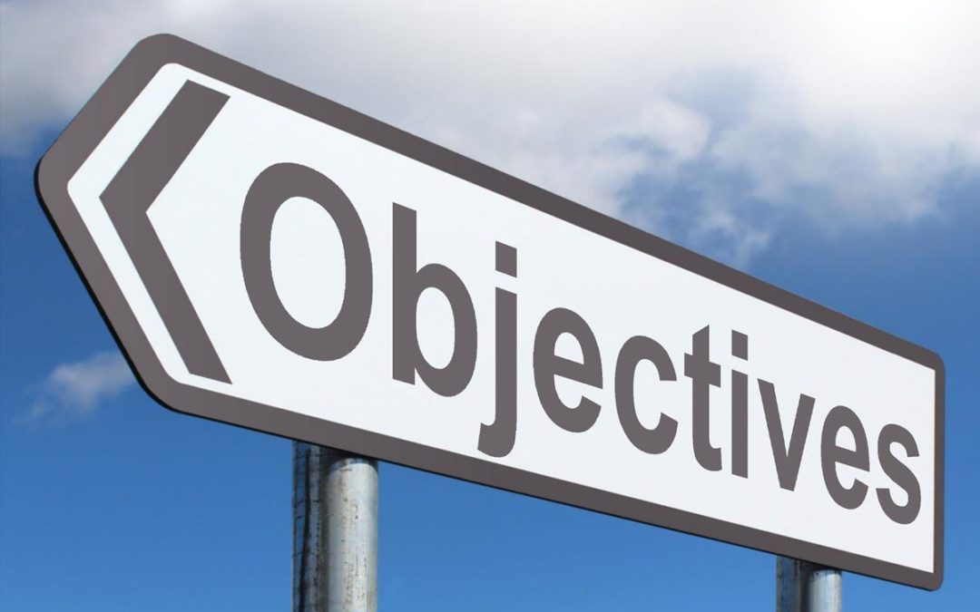 The Power of Clear Objectives
