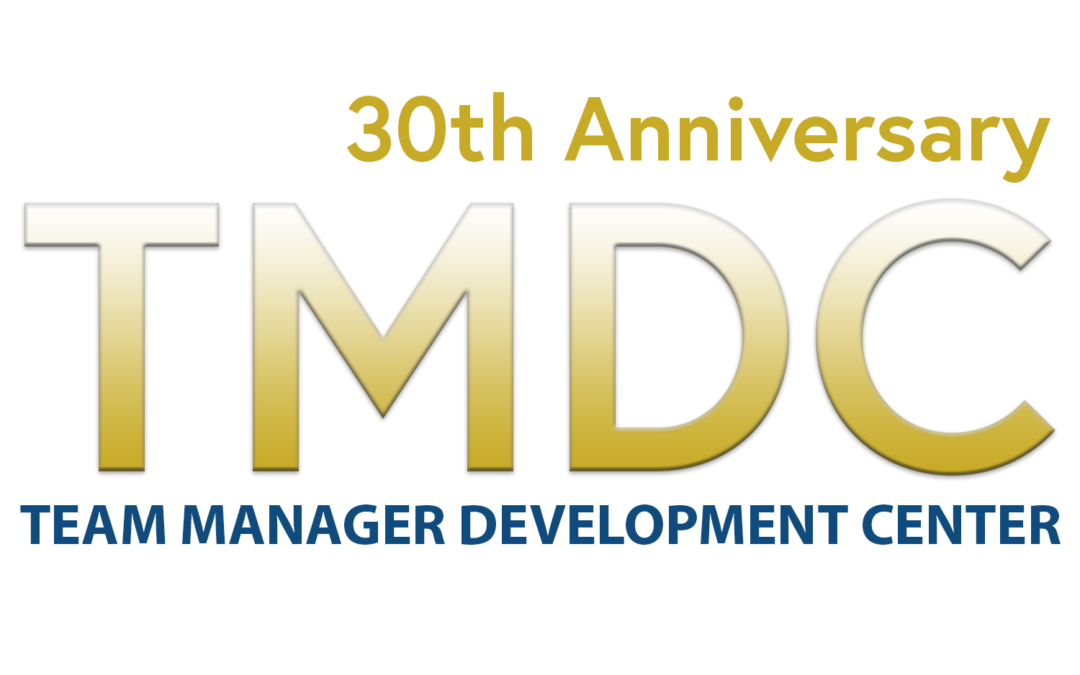 Happy 30th Anniversary, TMDC!