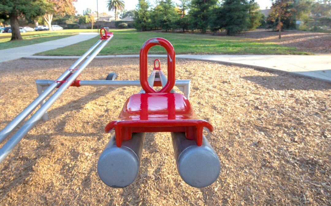 Leadership Lessons from the Teeter-Totter
